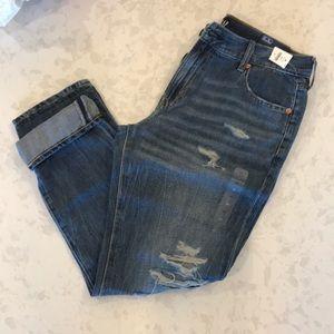 NWT best girlfriend jeans
